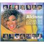 Cd Alcione - Ao Vivo Em Grande Encontros / Digipack - Novo**