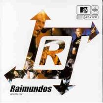 Cd Raimundos Mtv Ao Vivo Volume 2 (2000) - Novo Lacrado