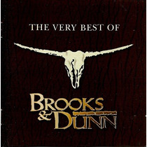 Cd / Brooks & Dunn = The Very Best Of - 20 Sucessos