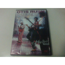 Otis Rush & Friends - Live At Montreux 86 [dvd] Eric Clapton