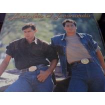 Vinil / Lp - Leandro E Leonardo - 1990 - Cadê Você