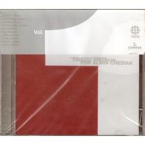Cd Almir Chediak - Coleção Songbook Vol. 1 - Novo***
