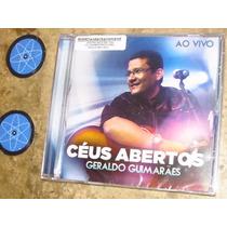 Cd Geraldo Guimarães - Céus Abertos (2015) C/ Bruna Karla