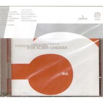 Cd Almir Chediak - Coleção Songbook Vol. 5 - Novo***