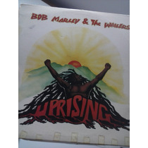 Lp - Bob Marley - Uprising - Importado