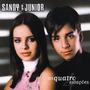Cd Lacrado Sandy E Junior As Quatro Estacoes 1999