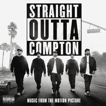 Cd Straight Outta Compton Trilha Sonora Filme Nwa Original