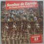 Lp Sambas De Enredo 83 - Grupo 1a - Top Tape