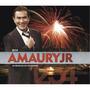 Box 4 Cds Amaury Jr - As Músicas Do Programa * Lacrado Raro