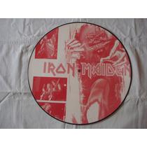 Iron Maiden-picture Disc-roskilde 2003-lp-vinil-rock-heavy