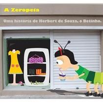 Cd-a Zeropeia-historia De Herbert De Sousa,o Betinho-lacrado