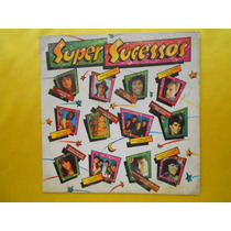 Lp Super Sucessos - Coletânea Nacional