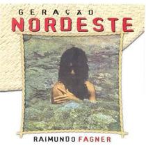 Cd Raimundo Fagner Geração Nordeste - Orós - Novo - Lacrado