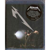 Metallica Quebec Magnetic Blu-ray Novo Lacrado Original Veja