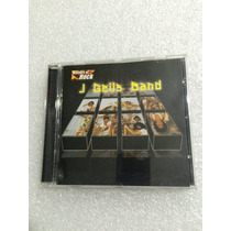 The J. Geils Band - Masters Of Rock - Cd Imp. - Novo(aberto)
