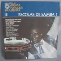 História Das Escolas De Samba Nº1 - Lp Vinil Ilustrado