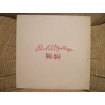 Vinil Paul Mccartney This One Single Promo Brasil