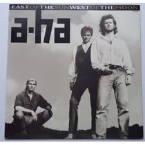 Lp A-ha - East Of The Sun West Of The Moon - Encarte - 1990
