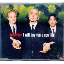 Cd Everclear - Will Buy You A New Life / Single, Importado -
