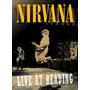 Dvd Nirvana Live At Reading (1992) - Novo Lacrado Original