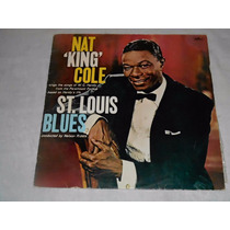 Nat King Cole Lp/vinil Sings The Song Of W.c. Handy From Th