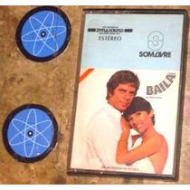 Fita K7 Baila Comigo (1981) Cassete C/ Alan Parsons Salazar