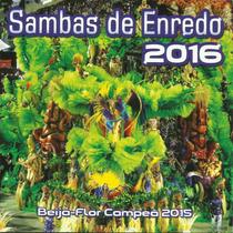 Cd Sambas De Enredo - 2016 (990419)
