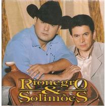 Cd Lacrado Rionegro & Solimoes Bate O Pe 1999
