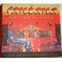 Cd Santana - Sacred Fire: Live In South America ( Ecopac )