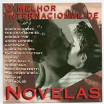 Cd O Melhor Internacional De Novelas - Double You - Venus