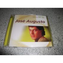 Cd - Jose Augusto Serie Bis Duplo