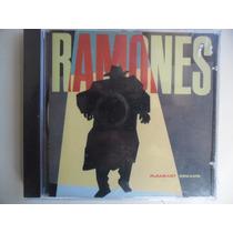 Cd Ramones - Pleasant Dreams Importado Lacrado