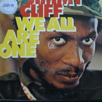 Jimmy Cliff We All Are One Roots Woman Compacto Vinil Raro