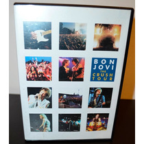 Bon Jovi - The Crush Tour / Dvd Show / Bom Estado / Original