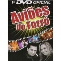 Dvd Avioes Do Forro 1º Dvd Oficial