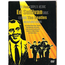 The Beatles - Ed Sullivan Shows - Dvd Lacrado Importado