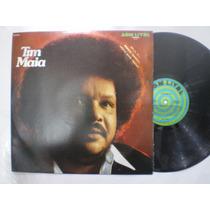Lp - Tim Maia / Som Livre - 403.6129 / 1977