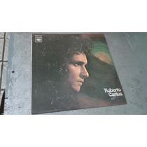Disco Lp Vinil - Roberto Carlos-a Cigana 1973.