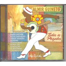Cd - Almir Guineto - Todos Os Pagodes - Lacrado
