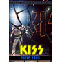 Dvd Kiss - A Crazy Night With Kiss Tokyo 1988 - Digitalizado