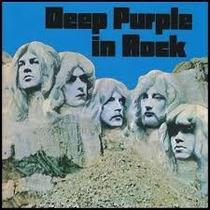 Deep Purple In Rock + Bonus Tracks (cd Novo Lacrado Europeu)