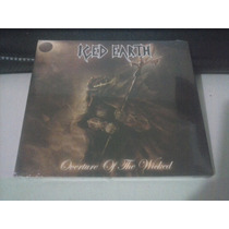 Iced Earth - Overture Of The Wicked - Digipack Lacrado.
