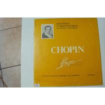 Disco De Vinil Lp Grandes Compositores Da Musica,,schopin