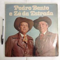 Lp Pedro Bento E Ze Estrada 1979 (rarissimo)