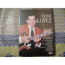 Dvd Trini Lopez If I Had Hammer Serie Rock 60