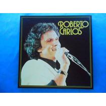 Lp Roberto Carlos- Box 6 Lps Reader