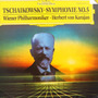 Lp Tschaikowsky Symphonie N.5 Wiener Philharmon Vinil Raro