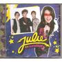 Cd - Julie E Os Fantasmas - Nickelodeon - Novo, Lacrado