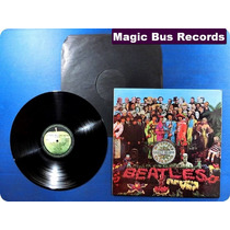 Beatles Sgt Peppers Lonelly Lp Disco Vinil Importado