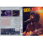 Dvd Seu Jorge Live At Montreux 2005, Original, Lacrado, Novo